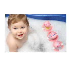 艾迪儿国际亲子早教――婴儿水瑜伽