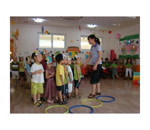 大风车幼儿园――室内活动