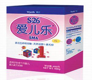 惠氏爱儿乐(S-26 SMA)(盒装)