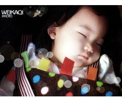 维咔奇熟睡宝贝