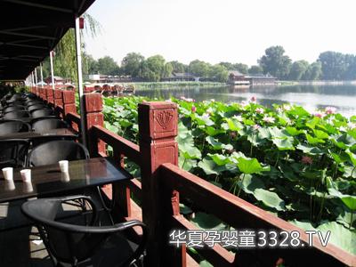 北京女性时尚博览会带您观赏后海风景
