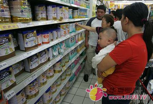 婴幼儿配方奶粉标准