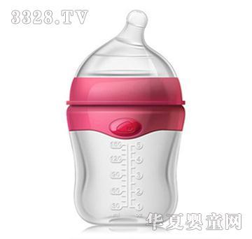 E童150ml仿真母乳硅胶奶瓶