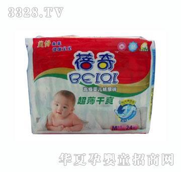 蓓奇婴儿纸尿裤M424