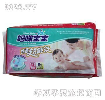 妈咪宝宝婴儿纸尿裤XL8