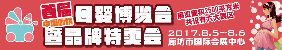 首届中国廊坊母婴博览会暨品牌特卖会