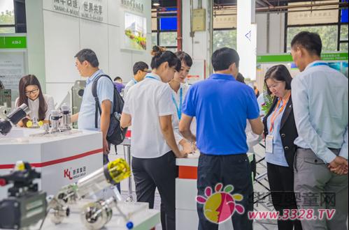 昆山新莱参加上海发酵展